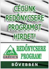 RED�NYCSERE PROGRAM